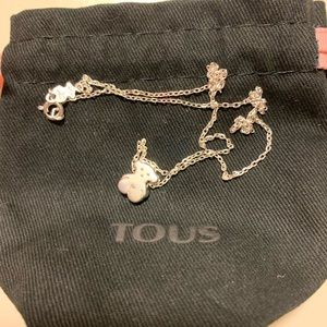 Authentic TOUS Necklace